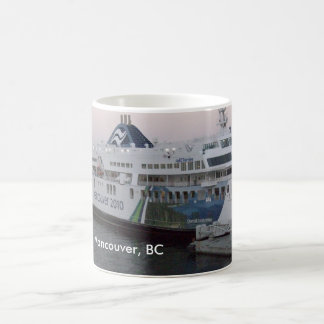 Vancouver, BC ferry souvenir coffee cup Coffee Mug