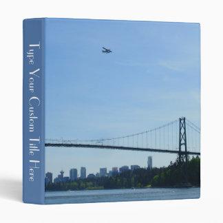Vancouver Binder Custom Landmark Book Binder