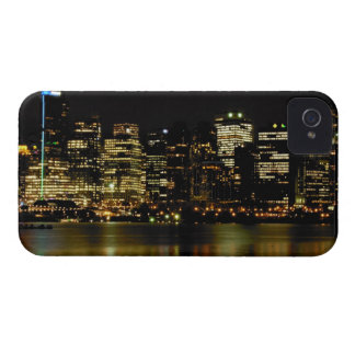 Vancouver Blackberry Case Personalized Cityscape