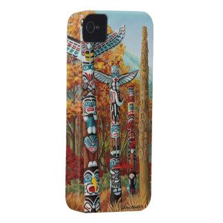 Vancouver Blackberry Case Personalized Souvenir