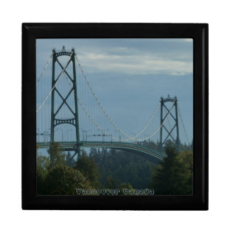 Vancouver Box Vancouver Lions Gate Bridge Giftbox