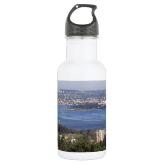 Vancouver British Columbia Canada Stainless Steel Water Bottle