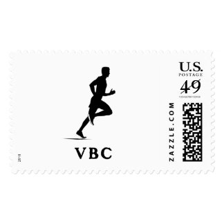Vancouver Canada City Running Acronym Postage