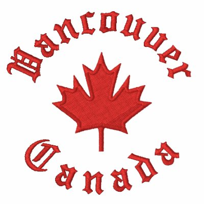 Vancouver Canada Jackets
