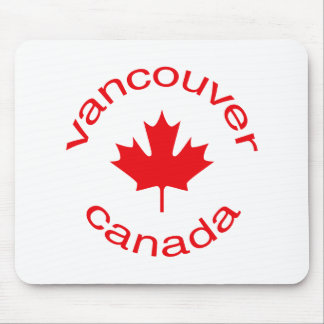 Vancouver Canada Mouse Pad