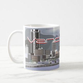 Vancouver Canada Coffee Mugs