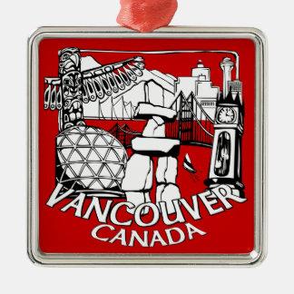 Vancouver Canada Ornament Souvenir Decoration