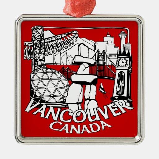 Christmas Decorations Store Vancouver: Vancouver Canada Ornament Souvenir Decoration