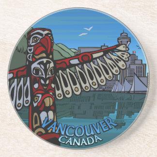 Vancouver Canada Souvenir Coaster Vancouver Gifts
