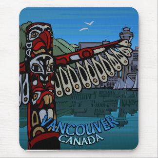 Vancouver Canada Souvenir Mouse Pad