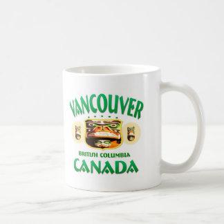 Vancouver Canadá Taza Clásica
