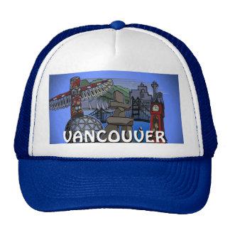 Vancouver capsula A.C. los casquillos del recuerdo Gorros