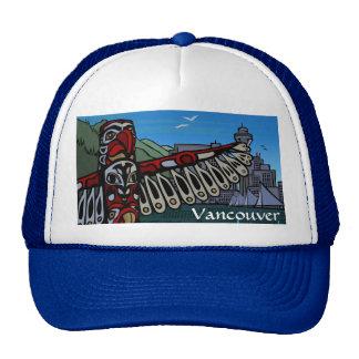 Vancouver capsula A.C. los casquillos y los gorras