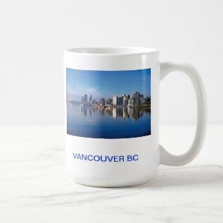 Vancouver céntrica hermosa A.C. Canadá Taza