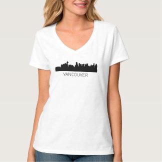 Vancouver Cityscape T Shirt