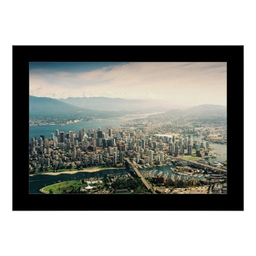Vancouver (confinada) póster