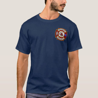 Vancouver Fire Engine-2 Tee