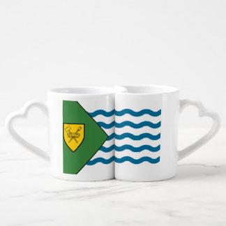 VANCOUVER Flag Coffee Mug Set