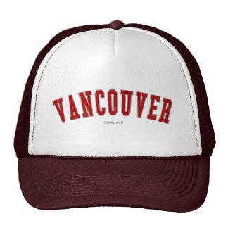 Vancouver Gorro