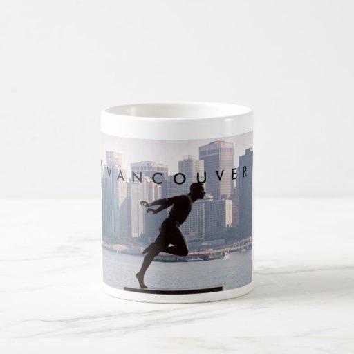 Vancouver - Harry Jerome Statue Coffee Mug