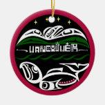 Vancouver Horizon Christmas Tree Ornaments