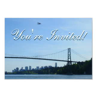 Vancouver Invitations Personalized Vancouver RSVP