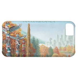 Vancouver iPhone 5C Case Vancouver Totem Pole Case