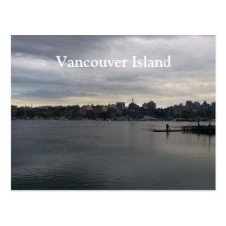 Vancouver Island Postcard