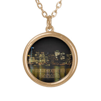Vancouver Necklace Vancouver Canada Souvenir Gift