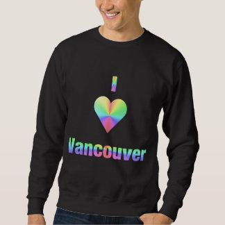 Vancouver -- Pasteles Sudadera