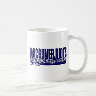 Vancouver Riots 2011 Coffee Mug