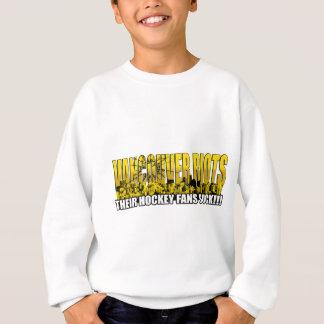Vancouver Riots 2011 - Their Hockey Fans Suck!!! Sweatshirt