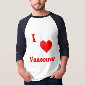Vancouver -- Rojo Playera