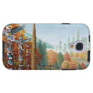Vancouver Samsung Galaxy S4 Case Totem Pole