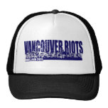 Vancouver se amotina 2011 gorro de camionero