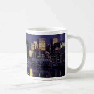 Vancouver skyline, British Columbia, Canada Coffee Mug