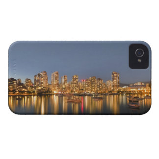 Vancouver skyline iPhone 4 case