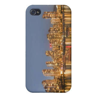 Vancouver skyline cover for iPhone 4