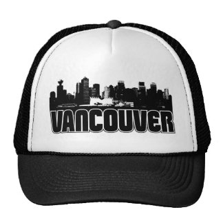 Vancouver Skyline Trucker Hat
