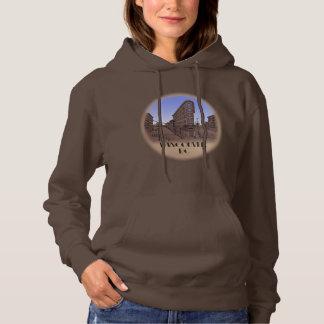 Vancouver Souvenir Hoodie Women's Gastown Shirts