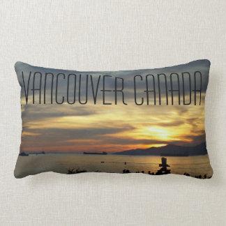 Vancouver Souvenir Pillow Vancouver Seascape Gifts
