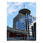 Vancouver Souvenir Postcards Totem Pole Landmarks