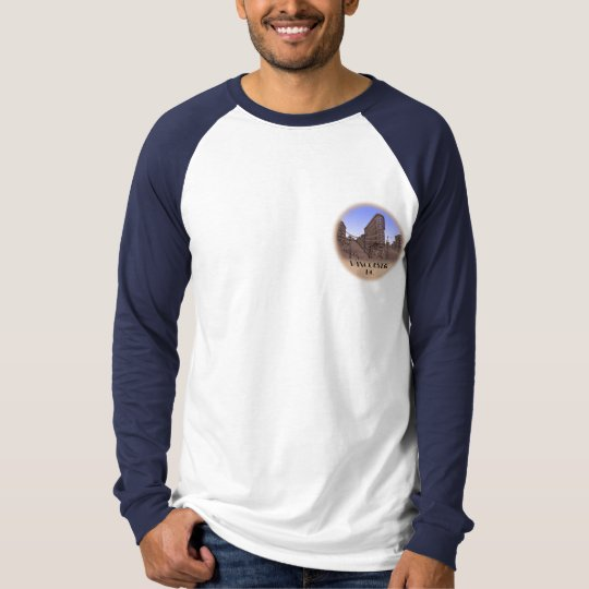 Vancouver Souvenir Shirt Gastown Long Sleeve Tee