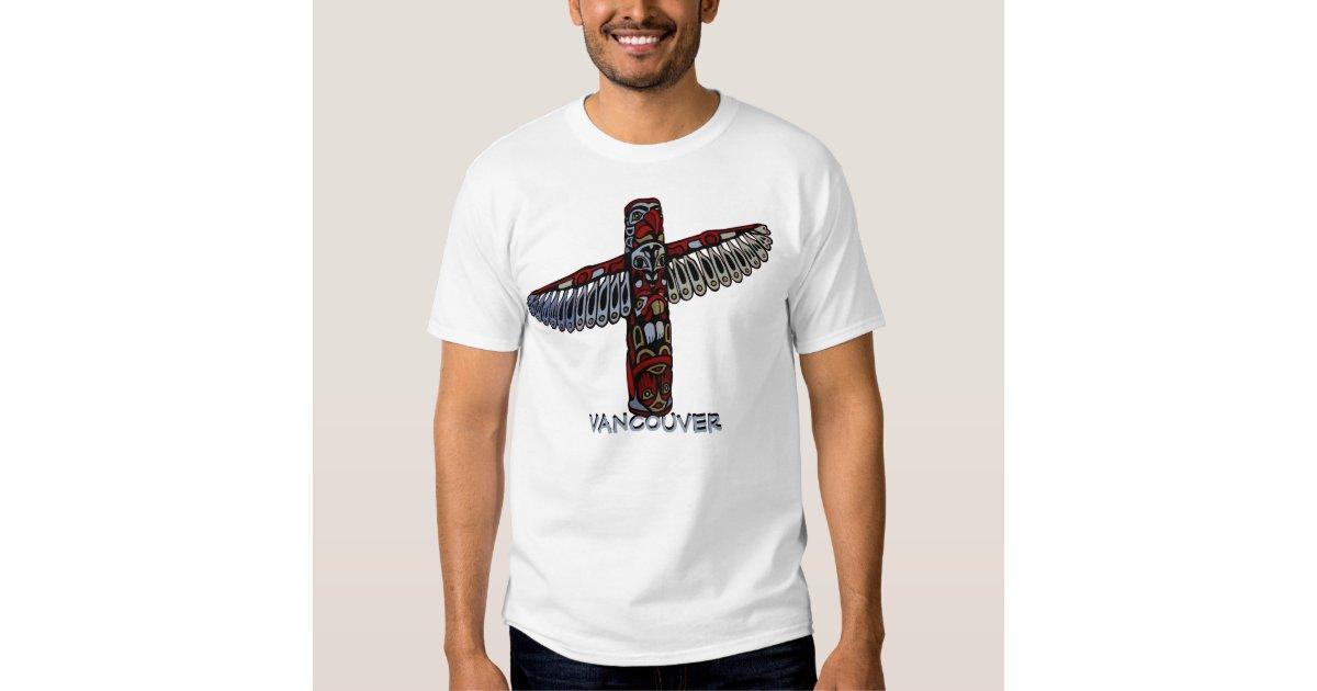 Vancouver souvenir shirt plus size canada t shirt zazzle for Vancouver t shirt printing