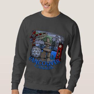 Vancouver Souvenir Sweatshirt Vancouver Art Shirts
