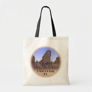 Vancouver Souvenir Tote Bag Landmark Art Gifts