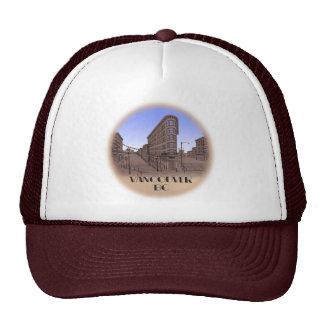 Vancouver Souvenir Trucker Caps & Vancouver Hats