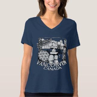 Vancouver Souvenir Women's Vancouver Plus Size Top T-shirt