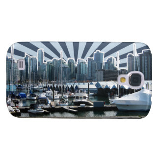 Vancouver Stanley Park Samsung Galaxy S4 Cases