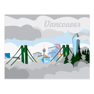 Vancouver Tarjeta Postal